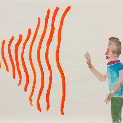 Chris Johanson, 'You Feel', 2011
