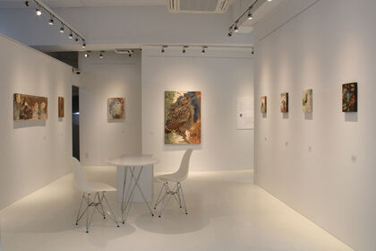 REIJINSHA GALLERY - Kenjiro Akazawa Solo Exhibition: Whereabouts of footprints