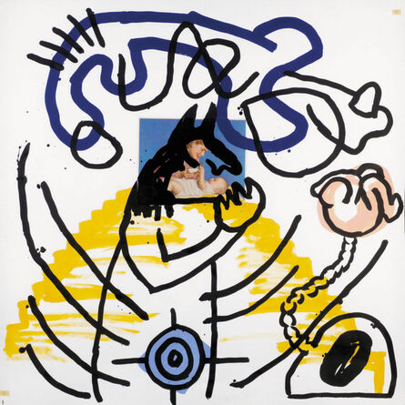 Keith Haring, 'Untitled ('Birth and Death')', 1989