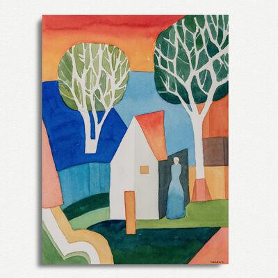 Nancy Cheairs, 'Shelter II', 2020