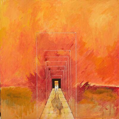 Heitham Adjina, 'Towards Eternity ', 2014