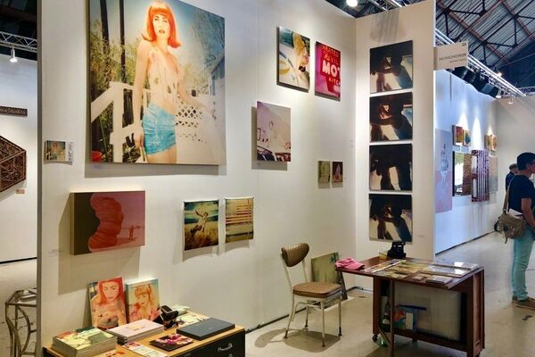 Instantdreams At The Other Art Fair Booth 27 Instantdreams Artsy