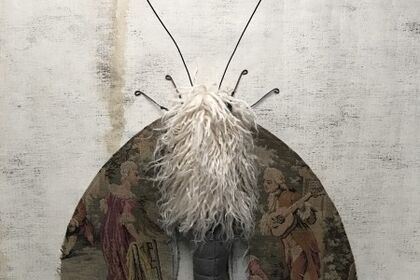 "Larysa Bernhardt ""Wanderlust of the Mind"""