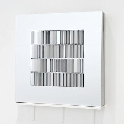 Davide Boriani, 'Superficie magnetica modulare n. 1', 1959-1960
