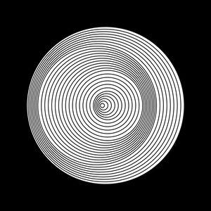 Marina Apollonio, 'Dinamica Circolare Cratere P Ø 30', 1968-2015