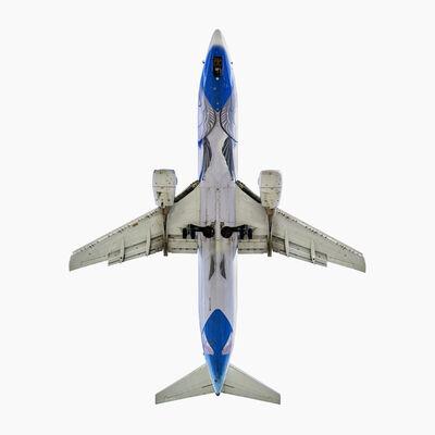 Jeffrey Milstein, 'Alaska Airlines Salmon-Thirty-Salmon Boeing 737-400', 2006