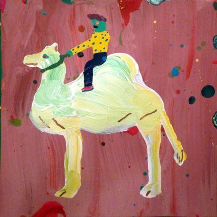 Misaki Kawai, 'Camel Rider 2', 2009