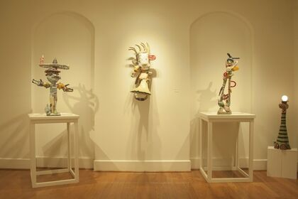 Eccentric Energy: A Look Back at Sculpture by Bill Stewart