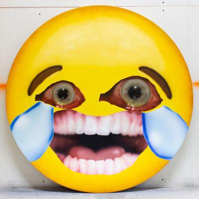 Mauro C. Martinez, 'Cursed Emoji No.2', 2020