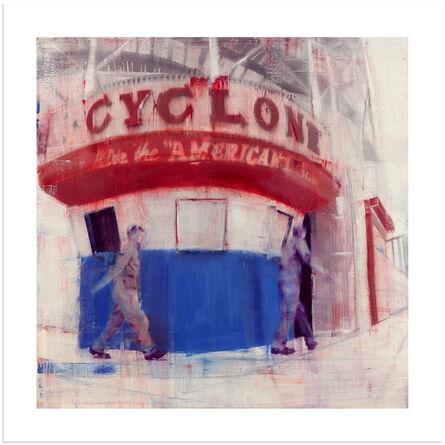 Brett Amory, 'Coney Island, 8-9am', 2015