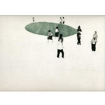 Ai Hori, 'info-ppongi', 2008