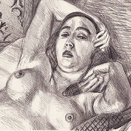 """Various Artists, '""""Album de Lithographies Originales:  Les Peintres Lithographes de Manet à Matisse""""', ca. 1924"""