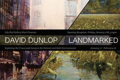 David Dunlop: Landmarked