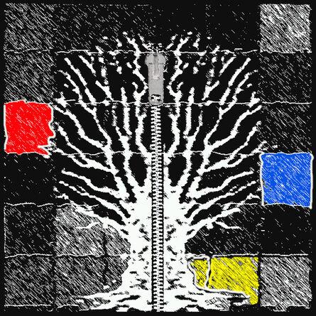 Elisa Pritzker, 'Mondrian Tree 11', 2013