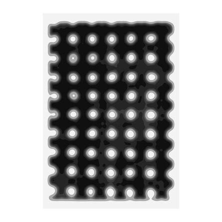 Jason Salavon, 'Automatic Pattern for You (#167)', 2016