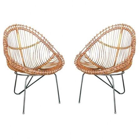 Janine Abraham and Dirk Jan Rol, 'Italian Chairs', 1950s