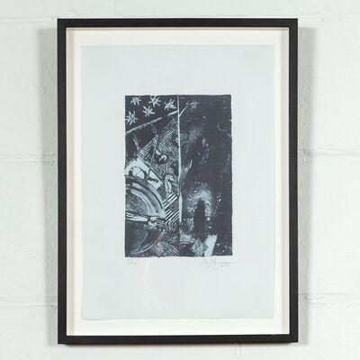 Jasper Johns, 'Summer (Blue)', 1991