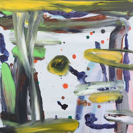 Frances Thomas, 'Familiar Garden ', 2017