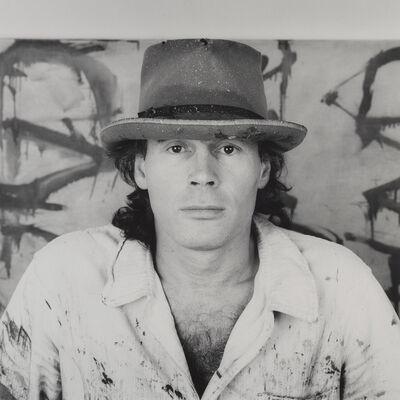Robert Mapplethorpe, 'Brice Marden', 1986