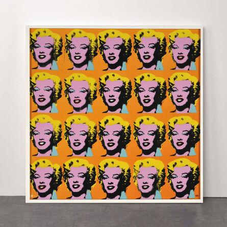 Andy Warhol, 'Twenty Marilyn', 2010