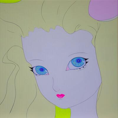 Amano Yoshitaka, 'Candy Girls S-67', 2011