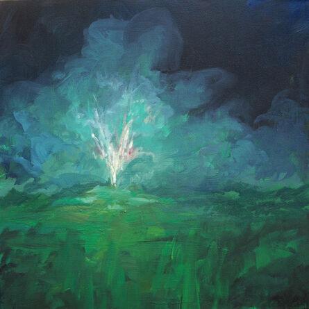 Kate Stewart, 'Lone Firework', 2012