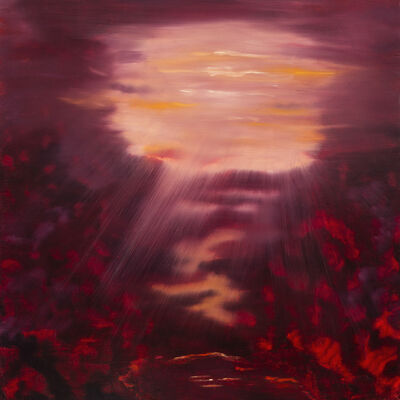 Mary Shah, 'Moon Burn', 2015