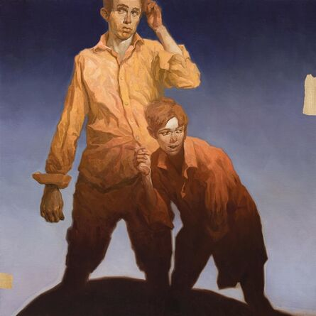 Denis Sarazhin, 'Sun catchers', 2020