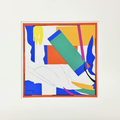 Henri Matisse, 'Souvenir D'Océanie  ', 1958