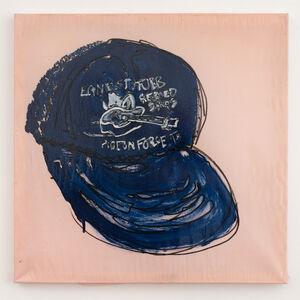 Lance Rautzhan, 'Untitled (Souvenir Hat)', 2021