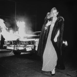 Chris von Wangenheim, 'Nightlife Is Your Dior', 1976
