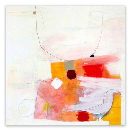Xanda McCagg, 'Convey (Abstract Painting)', 2015