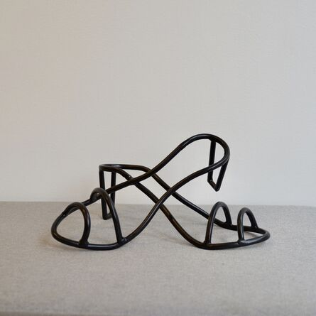 Anya Zholud, 'Outline of Basic Happiness: Shoes #5', 2018
