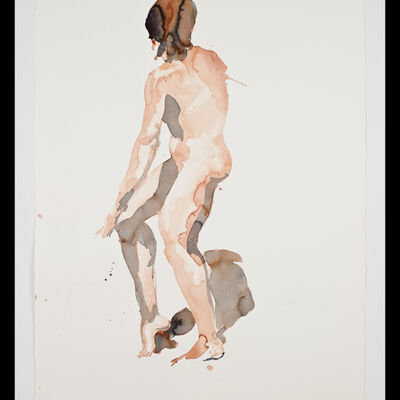 Eric Fischl, 'Untitled Nude', 2009
