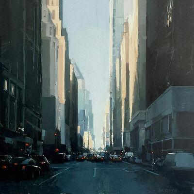 James Kroner, '8th Ave', 2017