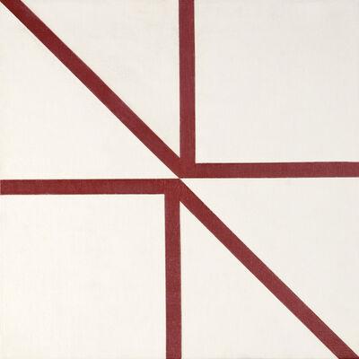 Manolo Vellojín, 'Espejo diagonal', 1972