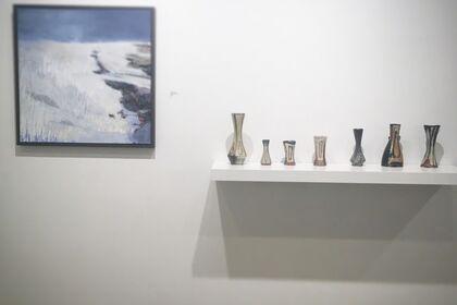 November/December exhibition featuring work by Shar Coulson, Mandy Cano Villalobos, Lisa York