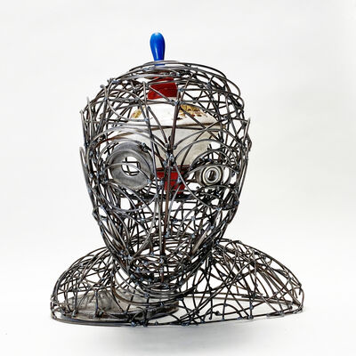 Aaron Kramer, 'My Head is Spinning', 2020