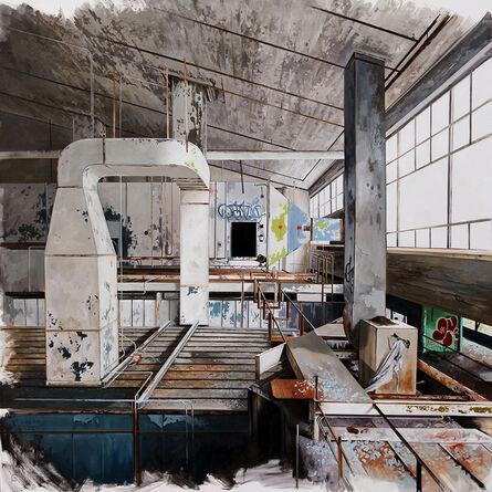 Jessica Hess, 'Derelict II', 2015