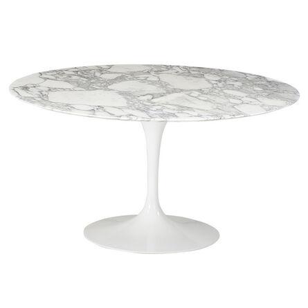 Eero Saarinen, 'Tulip dining table, USA/Italy', 1950s/2000s
