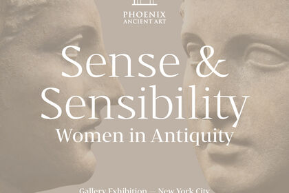 Sense and Sensibility: Women in Antiquity