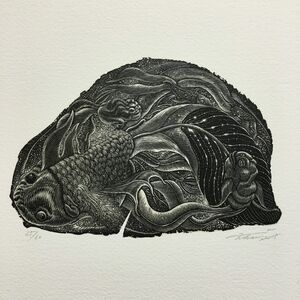 Takehiro Nikai, 'Dreaming Fish', 2015