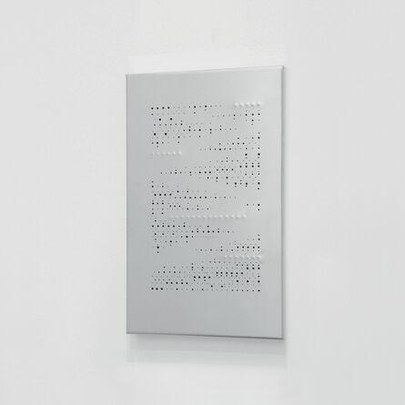 Riccardo De Marchi, 'Pagina', 2016