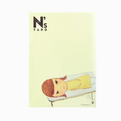 Yoshitomo Nara, 'Little Girl A5 File', 2020