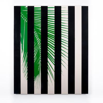 Otto Berchem, 'Arecaceae (Black)', 2016