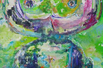 """solo exhibition """"き(Ki)"""" by Kentaro Minoura"""