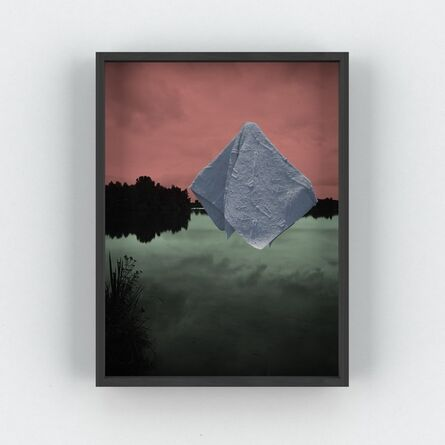 Tim Berresheim, 'Lake IV 2006/2019 (Revisited)', 2019