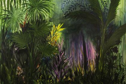 Silent Garden by Bashar Alhroub