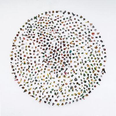 Syaiful Aulia Garibaldi, 'Interstitial Organisms # 1', 2014