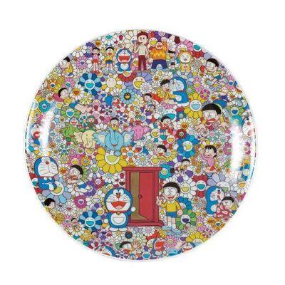 Takashi Murakami, 'Doraemon Ceramic Plate, 2017 (Limited Edition)', 2017
